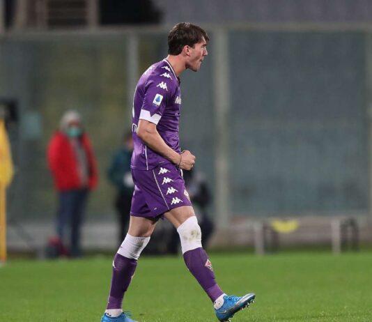Serie A, Verona-Fiorentina 1-2: Vlahovic e Caceres per il colpo salvezza