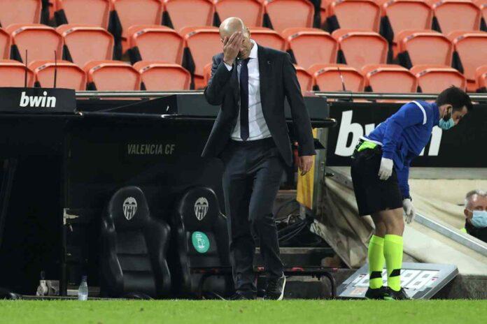 Calciomercato Juventus, Zidane ha deciso: via dal Real Madrid a giugno