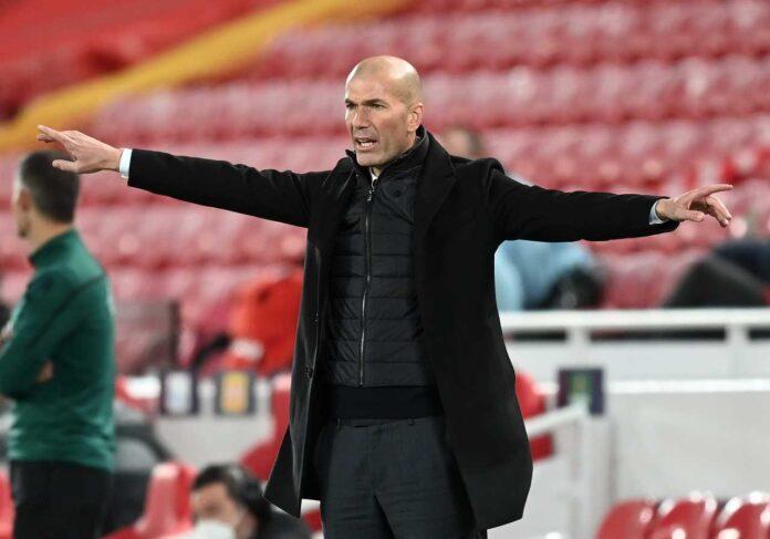 zidane real madrid champions league superlega
