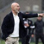 Milan-Benevento Pioli