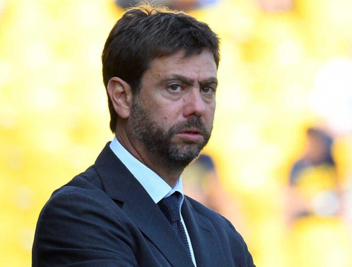 Calciomercato Juventus, Agnelli