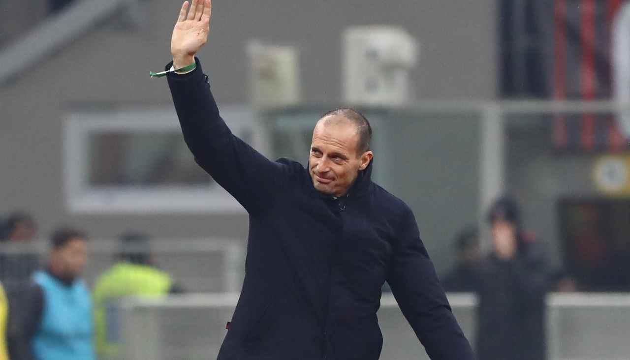 Calciomercato Juventus, indizi su Allegri | La sua strategia e l'intreccio in Serie A