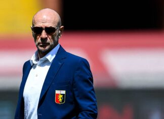 Genoa Sassuolo Ballardini