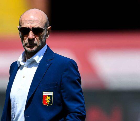 Genoa Ballardini Milan Atalanta Reca Conti Preziosi
