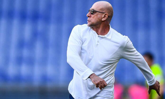 Genoa-Sassuola, problema per Strootman   Non sarà neanche in panchina