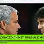 Cagnazzo a CMIT TV: da Conte a Mourinho