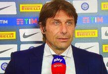 Antonio Conte Inter Samp