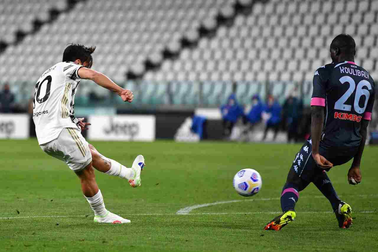Calciomercato Juventus, futuro Dybala   Bivio rinnovo: va via a zero