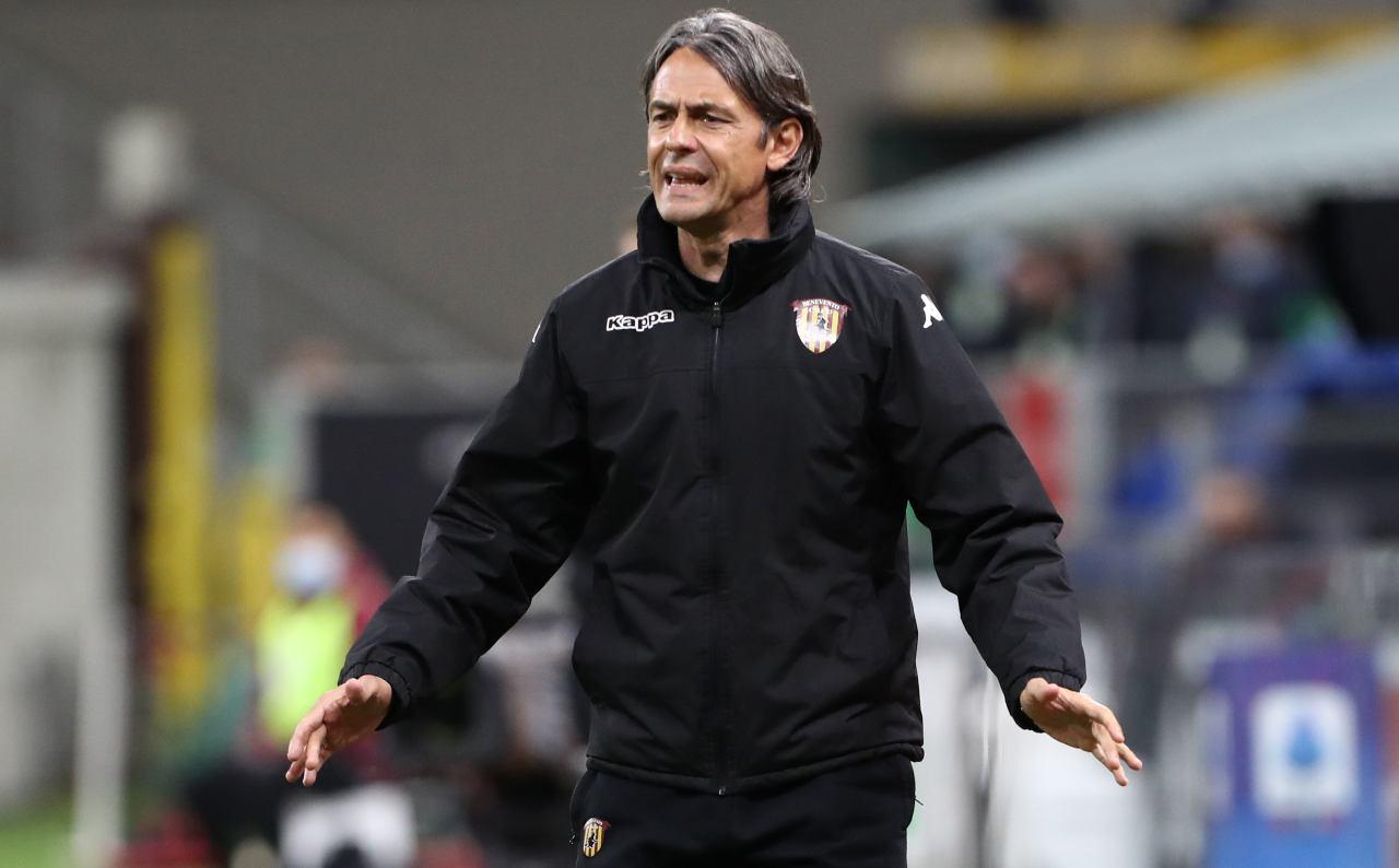 Contro il Milan è arrivata un'altra sconfitta per il Benevento: ora la permanenza di Inzaghi in panchina sembra in grande dubbio