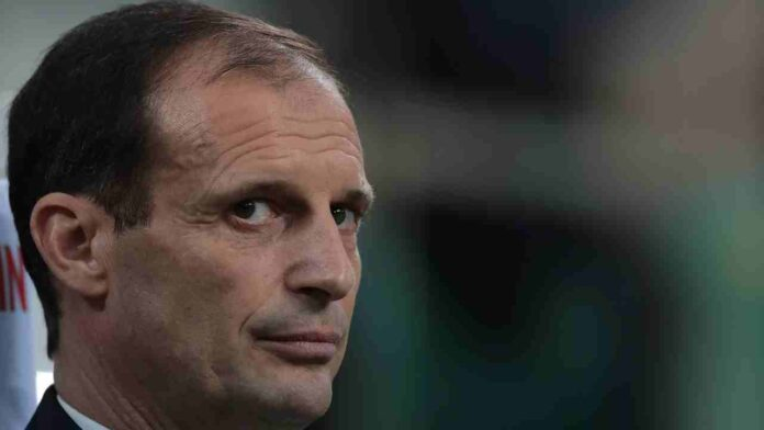 Calciomercato Juventus, la rivelazione su Allegri  