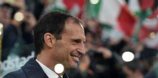 Calciomercato Juventus Allegri