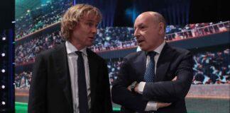Calciomercato Juventus Inter Nedved Marotta