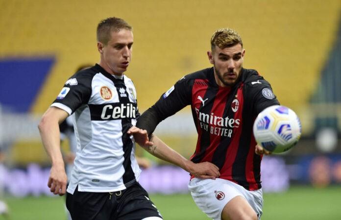 Conti Parma Milan