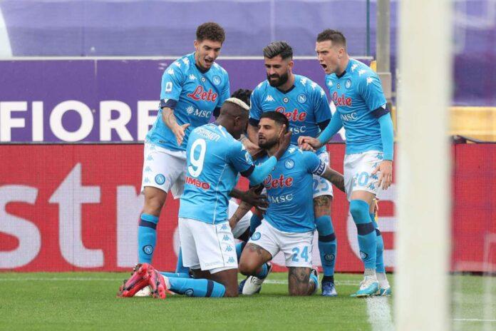 Fiorentina-Napoli, Insigne decisivo