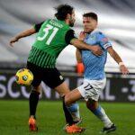 Diretta Sassuolo Lazio