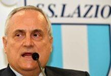 Calciomercato Lazio Lotito