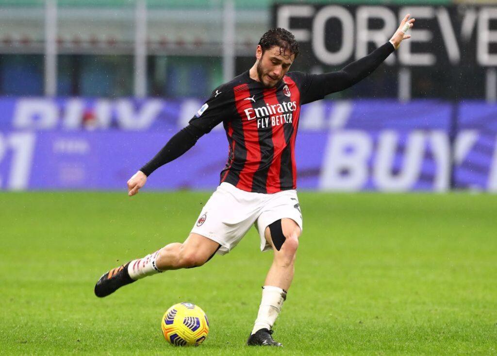 Davide Calabria Milan Maldini