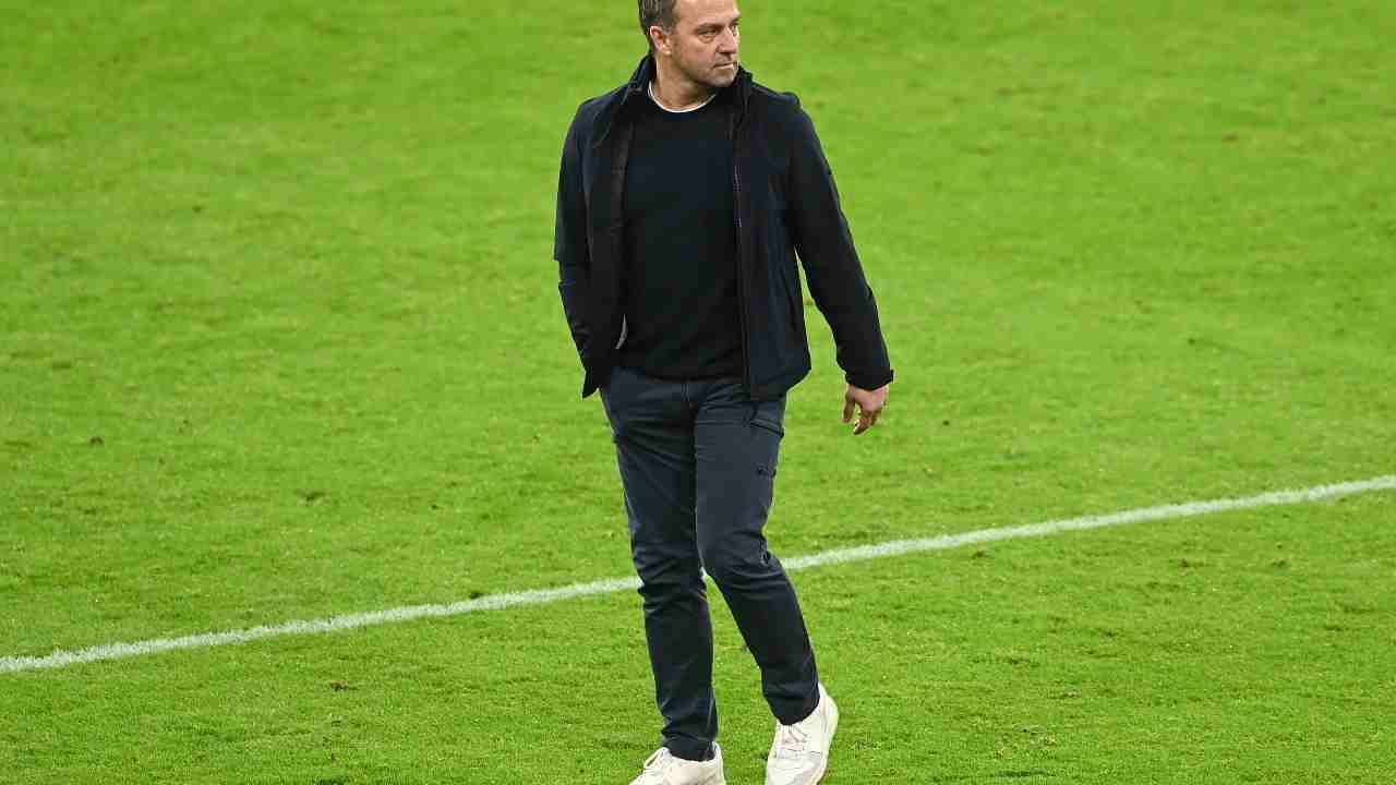 Calciomercato Juventus Flick Germania Tottenham