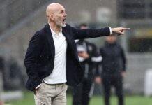 Juve Milan formazione Pioli Brahim