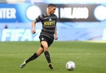 agente Hakimi Bayern Inter