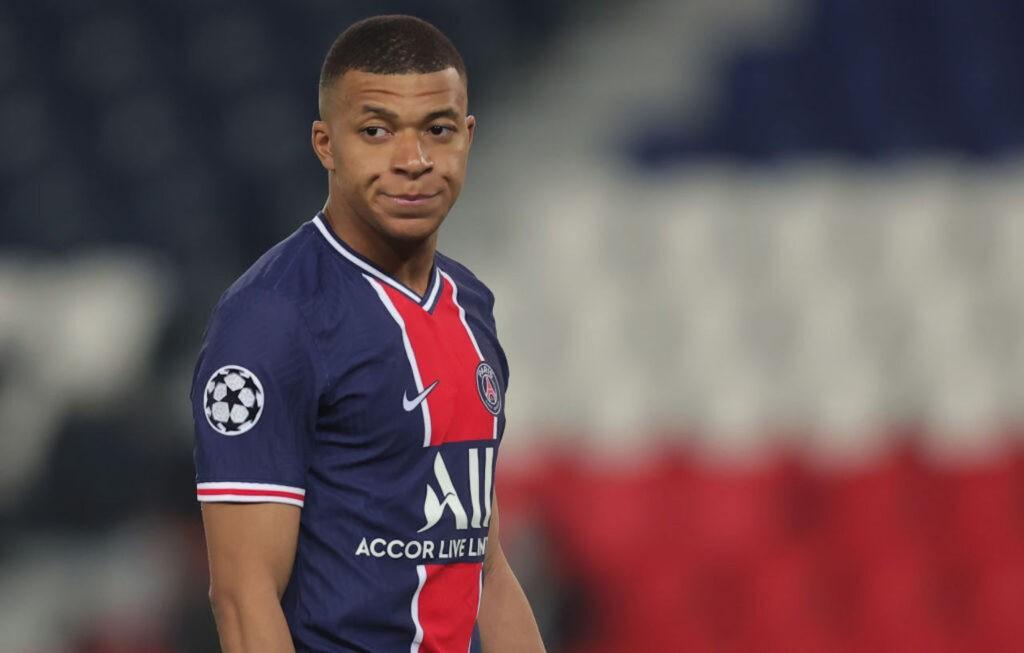 futuro Mbappe Psg Juve Ronaldo