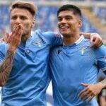 Lazio Genoa 4-3 Correa Immobile Luis Alberto Marusic Scamacca