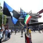 Inter, la Sampdoria 'celebra' lo scudetto nerazzurro | Il gesto