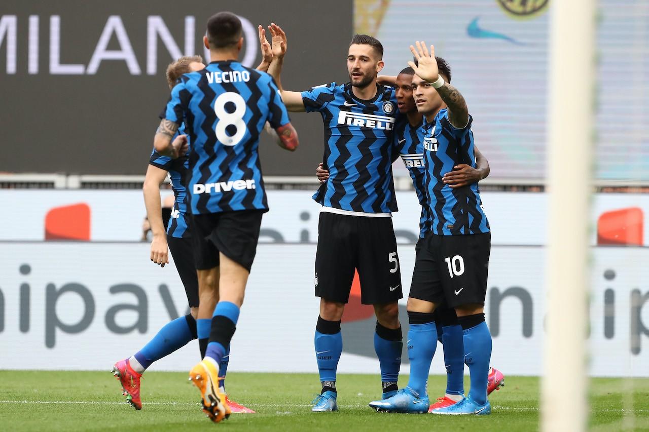 Inter Sampdoria Gagliardini