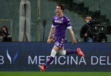 Dusan Vlahovic pagelle Fiorentina Lazio