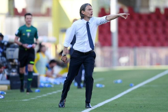 Benevento-Cagliari, lo sfogo di Inzaghi