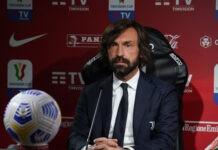Atalanta-Juventus, le parole di Pirlo in conferenza