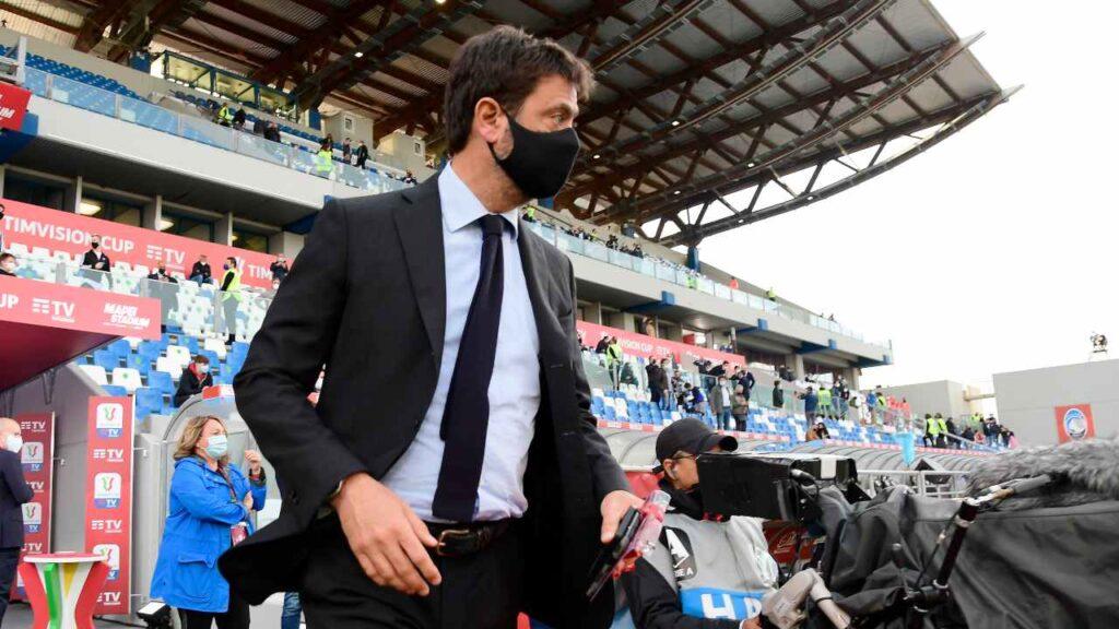 Calciomercato Juventus Agnelli