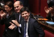 Roberto Speranza Covid