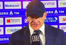 Beppe Iachini Fiorentina Lazio