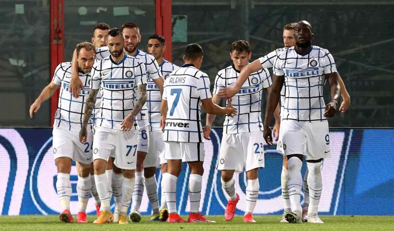 Inter, lo scudetto è tuo   I tre momenti della svolta: da Eriksen alla difesa