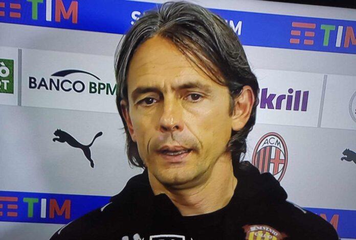 Milan-Benevento, Inzaghi: