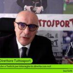 Jacobelli a CMIT TV su Pirlo, Allegri, Ronaldo e Zidane