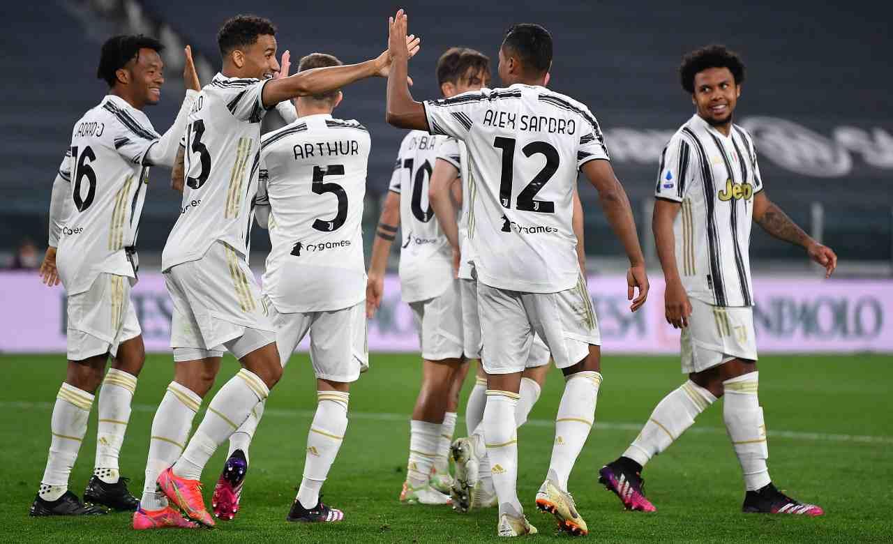 Juventus-Milan, le probabili formazioni   Pirlo verso un'esclusione eccellente
