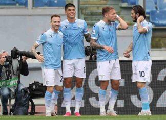 Lazio-Genoa, voti e tabellino del primo tempo: Radovanovic rovinoso