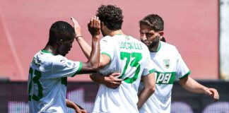 Serie A, Genoa-Sassuolo 1-2   Brilla Raspadori, non basta Zappacosta