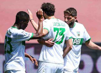 Serie A, Genoa-Sassuolo 1-2 | Brilla Raspadori, non basta Zappacosta