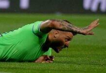 Lazio infortunio Milinkovic-Savic ufficiale