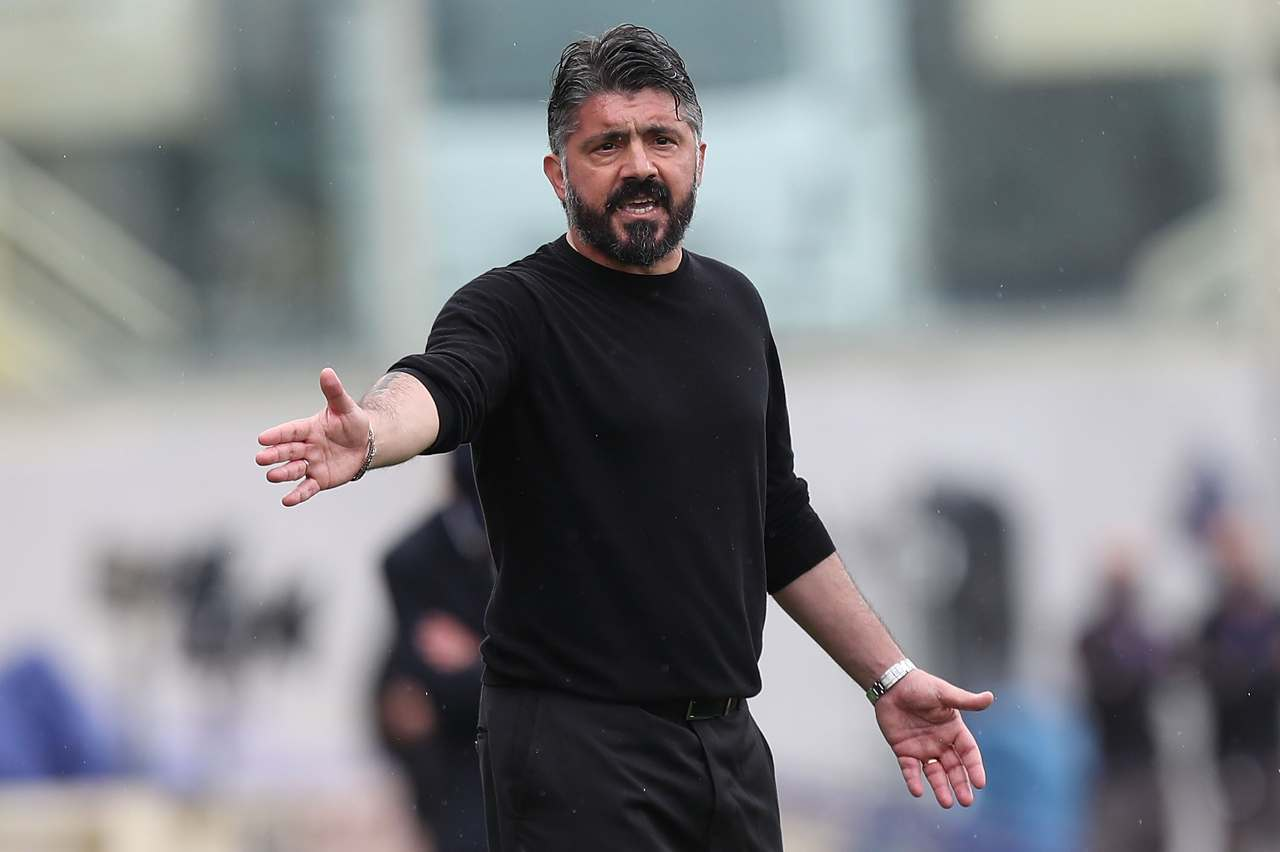 Calciomercato Juventus, Gattuso l'alternativa a Pirlo
