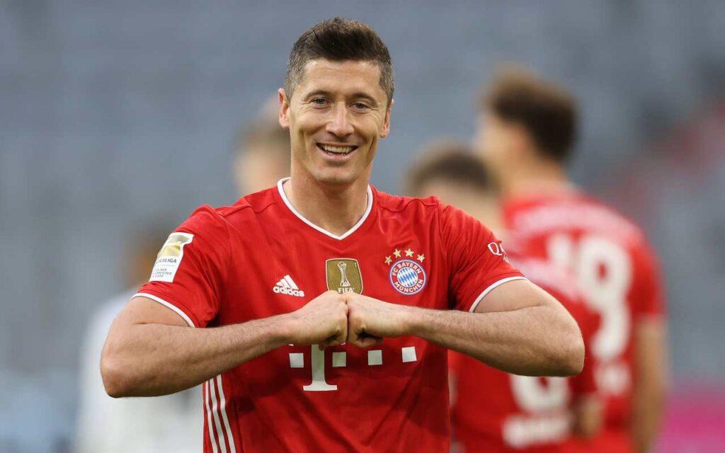 """Calciomercato, Lewandowski: """"Io in Serie A? Sto bene al Bayern Monaco"""""""