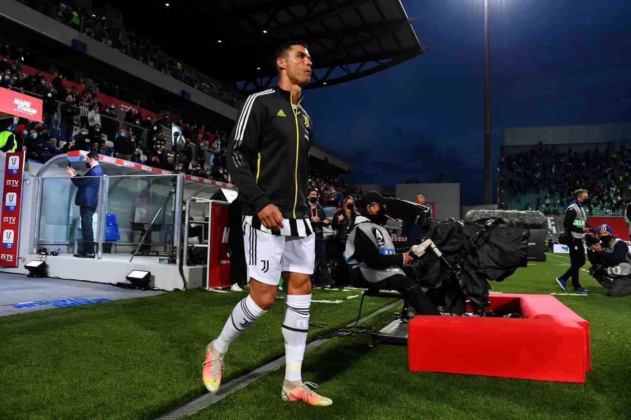Juventus, Ronaldo out   La gestione di Pirlo: nuova frecciata