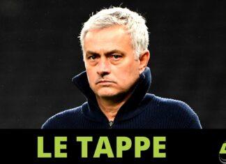Mourinho e le tappe dell'affare con la Roma