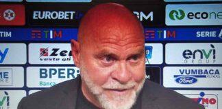 """Crotone-Inter, Cosmi: """"Conte ha deciso le sorti della squadra. E sul futuro..."""""""