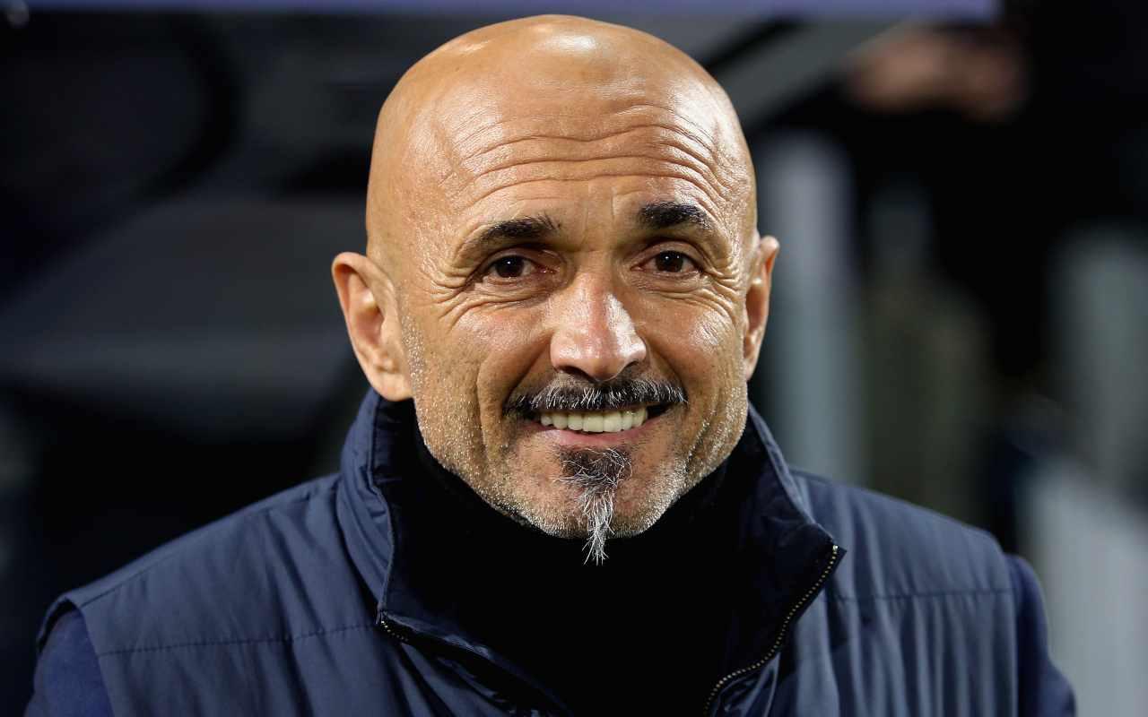 Inter D'Ambrosio Spalletti Napoli Fiorentina Roma