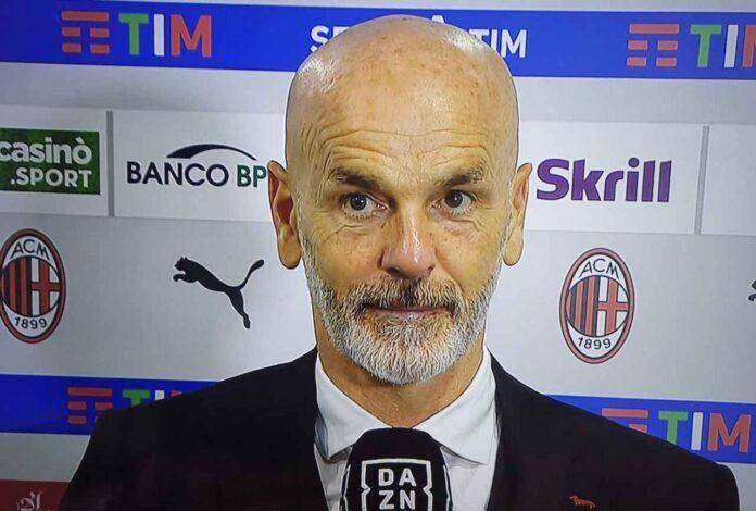 Milan-Benevento, Pioli: