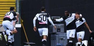 Serie A, Udinese-Juventus | Voti, pagelle e tabellino primo tempo